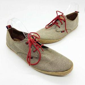Ben Sherman Prill Lace Up Espadrille Sneaker 11